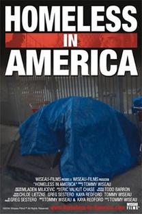 Homeless in America - Poster / Capa / Cartaz - Oficial 1