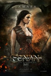 Conan, o Bárbaro - Poster / Capa / Cartaz - Oficial 5