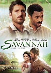 Savannah - Poster / Capa / Cartaz - Oficial 2