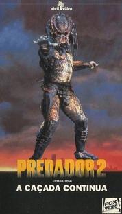 Predador 2 - A Caçada Continua - Poster / Capa / Cartaz - Oficial 5