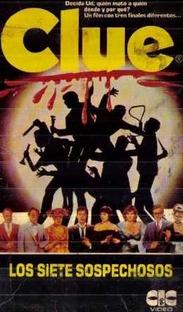 Os 7 Suspeitos - Poster / Capa / Cartaz - Oficial 5
