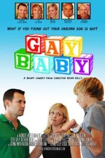 Gay Baby - Poster / Capa / Cartaz - Oficial 1