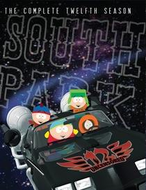 South Park (12ª Temporada) - Poster / Capa / Cartaz - Oficial 1