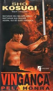 Vingança Pela Honra - Poster / Capa / Cartaz - Oficial 2