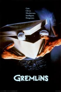 Gremlins - Poster / Capa / Cartaz - Oficial 1