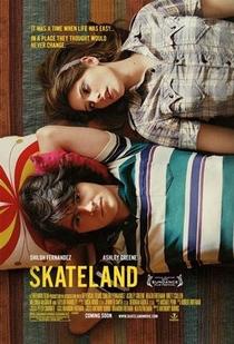 Skateland - Juventude Perdida - Poster / Capa / Cartaz - Oficial 2