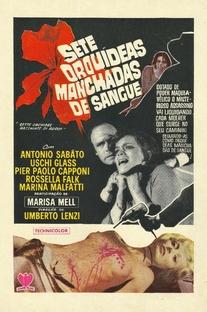 Sete Orquídeas Manchadas de Sangue - Poster / Capa / Cartaz - Oficial 3
