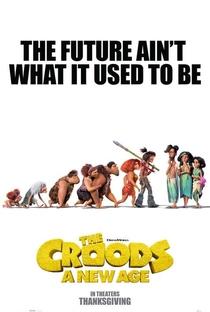Os Croods 2: Uma Nova Era - Poster / Capa / Cartaz - Oficial 2