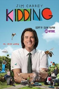 Kidding (1ª Temporada) - Poster / Capa / Cartaz - Oficial 1