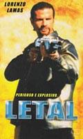 Letal - Poster / Capa / Cartaz - Oficial 1