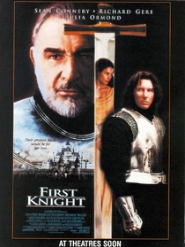 Lancelot, O Primeiro Cavaleiro  - Poster / Capa / Cartaz - Oficial 3