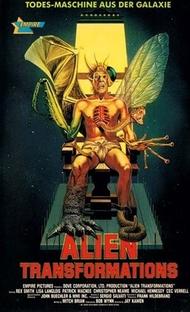Alien Transformation - Poster / Capa / Cartaz - Oficial 1