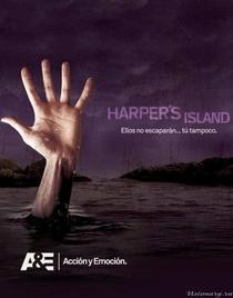 Harper's Island: O Mistério da Ilha - Poster / Capa / Cartaz - Oficial 3