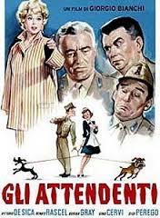 Os Atendentes - Poster / Capa / Cartaz - Oficial 1