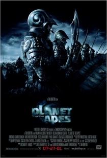 Planeta dos Macacos - Poster / Capa / Cartaz - Oficial 4