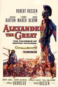 Alexandre o Grande - Poster / Capa / Cartaz - Oficial 3