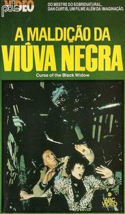 A Maldição da Viúva Negra - Poster / Capa / Cartaz - Oficial 2