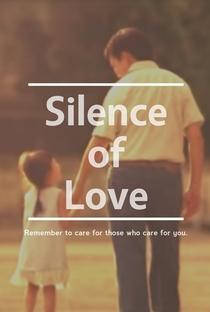 Silêncio do Amor - Poster / Capa / Cartaz - Oficial 1