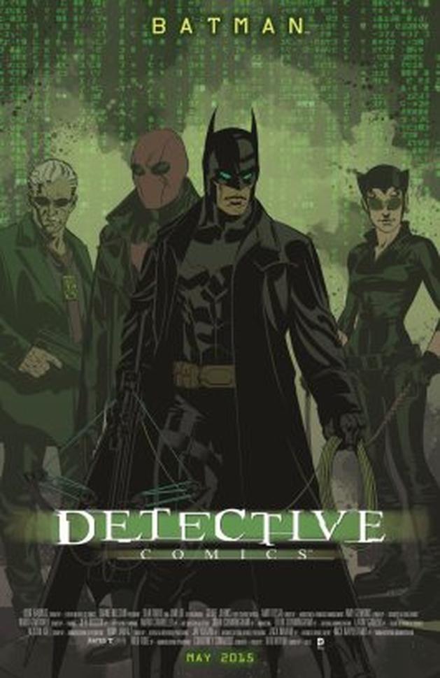 DC Comics: capas variantes de março homenagearão cartazes de filmes famosos