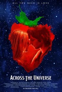 Across the Universe - Poster / Capa / Cartaz - Oficial 1