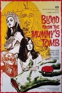 Sangue no Sarcófago da Múmia - Poster / Capa / Cartaz - Oficial 7