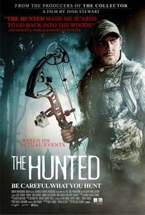 The Hunted - Poster / Capa / Cartaz - Oficial 2