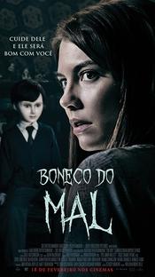 Boneco do Mal - Poster / Capa / Cartaz - Oficial 2