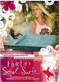 Heart of a Soul Surfer - Poster / Capa / Cartaz - Oficial 1