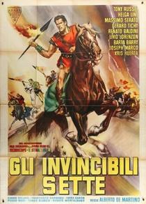 Os 7 Invencíveis - Poster / Capa / Cartaz - Oficial 1