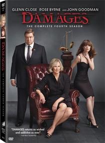 Damages (4ª Temporada) - Poster / Capa / Cartaz - Oficial 2