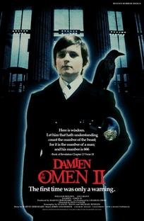 Damien - A Profecia 2 - Poster / Capa / Cartaz - Oficial 7