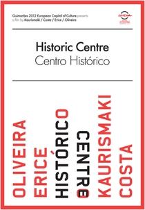 Centro Histórico - Poster / Capa / Cartaz - Oficial 1