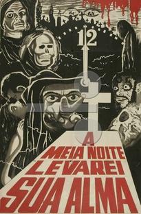 À Meia-noite Levarei Sua Alma - Poster / Capa / Cartaz - Oficial 2