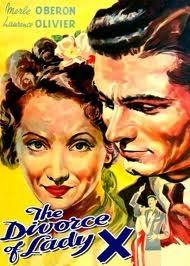 O Divórcio da Madame X - Poster / Capa / Cartaz - Oficial 2