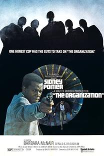 A Organização - Poster / Capa / Cartaz - Oficial 2