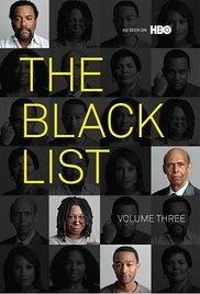 The Black List: Volume Três - Poster / Capa / Cartaz - Oficial 1