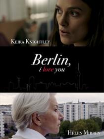 Berlim, Eu Te Amo - Poster / Capa / Cartaz - Oficial 4