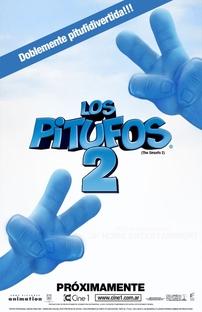 Os Smurfs 2 - Poster / Capa / Cartaz - Oficial 4