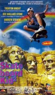 Skate Board Kid 2 - Poster / Capa / Cartaz - Oficial 2