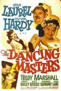 Os Mestres do Baile - Poster / Capa / Cartaz - Oficial 1