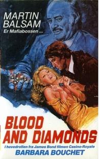 Blood and Diamonds - Poster / Capa / Cartaz - Oficial 1