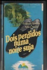 Dois Perdidos Numa Noite Suja - Poster / Capa / Cartaz - Oficial 2