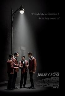 Jersey Boys - Em Busca da Música - Poster / Capa / Cartaz - Oficial 1