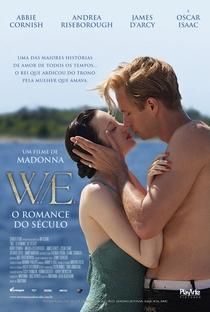 W.E. - O Romance do Século - Poster / Capa / Cartaz - Oficial 4