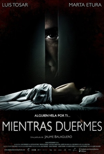 Enquanto Você Dorme - Poster / Capa / Cartaz - Oficial 3