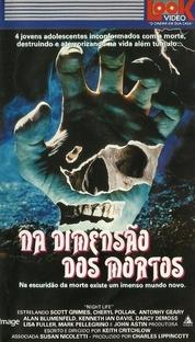 Na Dimensão dos Mortos - Poster / Capa / Cartaz - Oficial 3