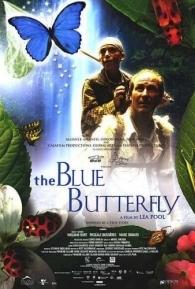 A Borboleta Azul - Poster / Capa / Cartaz - Oficial 1