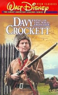Davy Crockett, O Rei das Fronteiras - Poster / Capa / Cartaz - Oficial 1