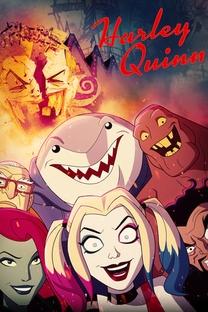 Arlequina (1ª Temporada) - Poster / Capa / Cartaz - Oficial 1