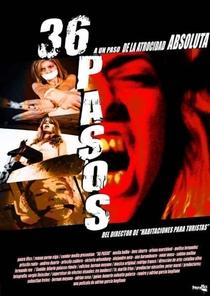 36 Pasos - Poster / Capa / Cartaz - Oficial 1